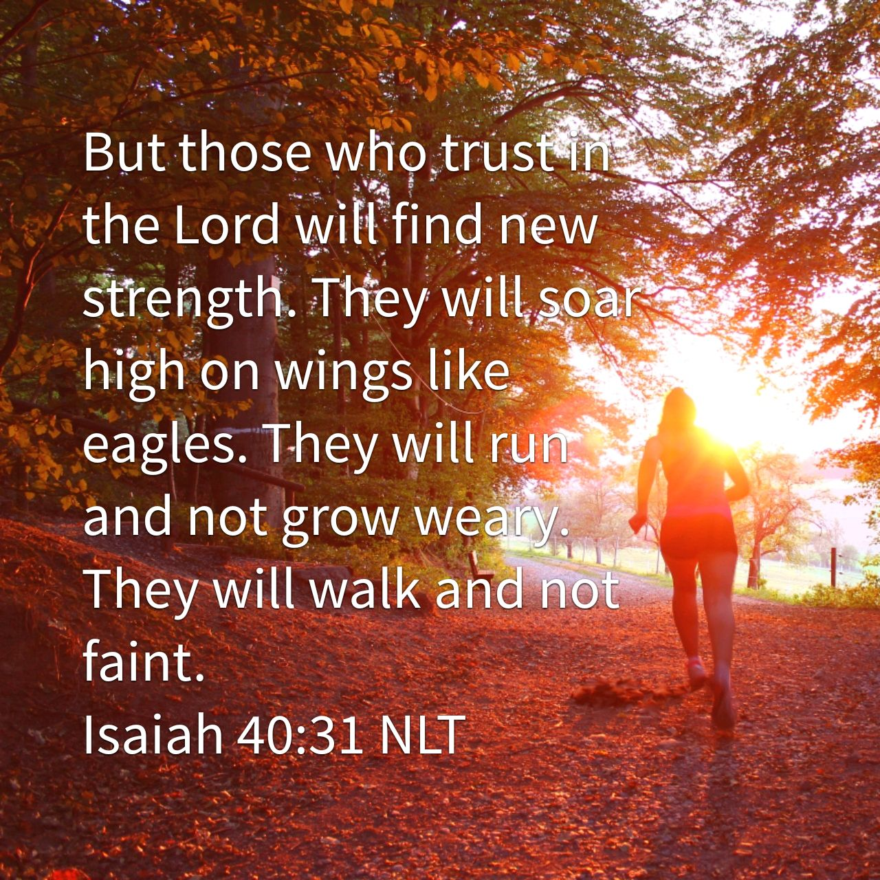 Strength To Get Us Through Anything